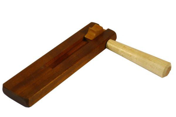 Classic Purim Wooden Grogger Noisemaker - Wood Grogger-GRO-P-O-O-RW-MG_0794.jpg