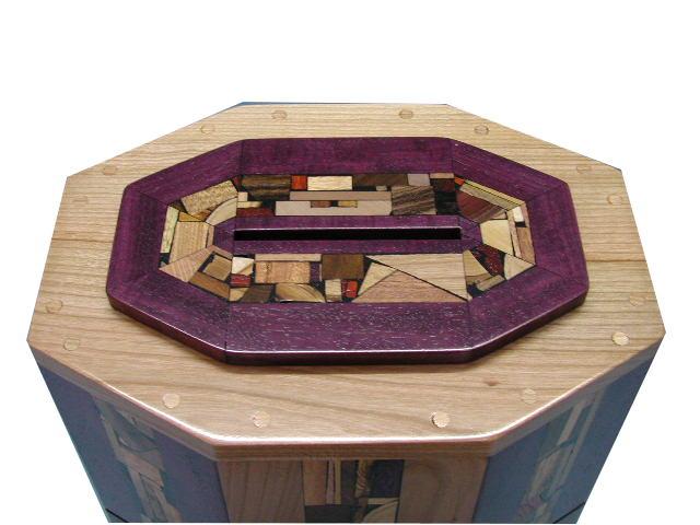 Detail-Synagogue-Sized-Tzedakkah-Box-Shelf-Mounting-with-Lock-TZE-SYN-O-O-W-syn-tze-box-top.jpg