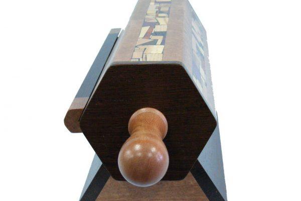 Horizonatl Open Megillah Case - Megillat Esther Storage - Wooden Purim Scroll Case- Custom Megillah Case - MEG-HO-0-0-RW-2009_0630-0500.jpg