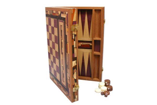 Designer-Backgammon-and-Chess-Set-Wood-and-Multi-Wood-Mosaics-BACKGAMMON-M-O-Purpleheart-RWP-1106tryfirst0015.jpg