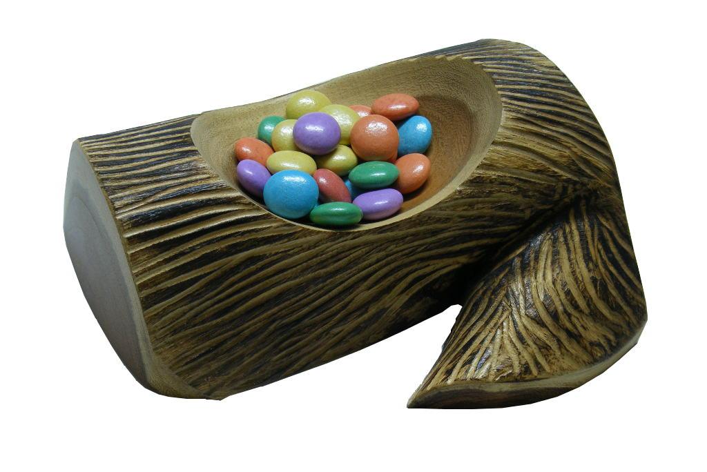 Rustic Branch Bowl - Rustic Candy Dish-Wedding Favor - BOWL-Branch1-O-shita