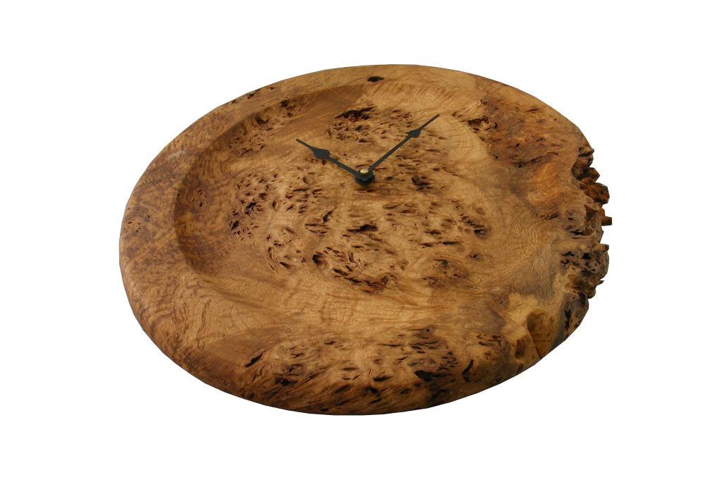 Rustic Kitchen Wall Clock   Designer Oak Root Clock   Rustic Home  DecorCLOCK OakRoot1