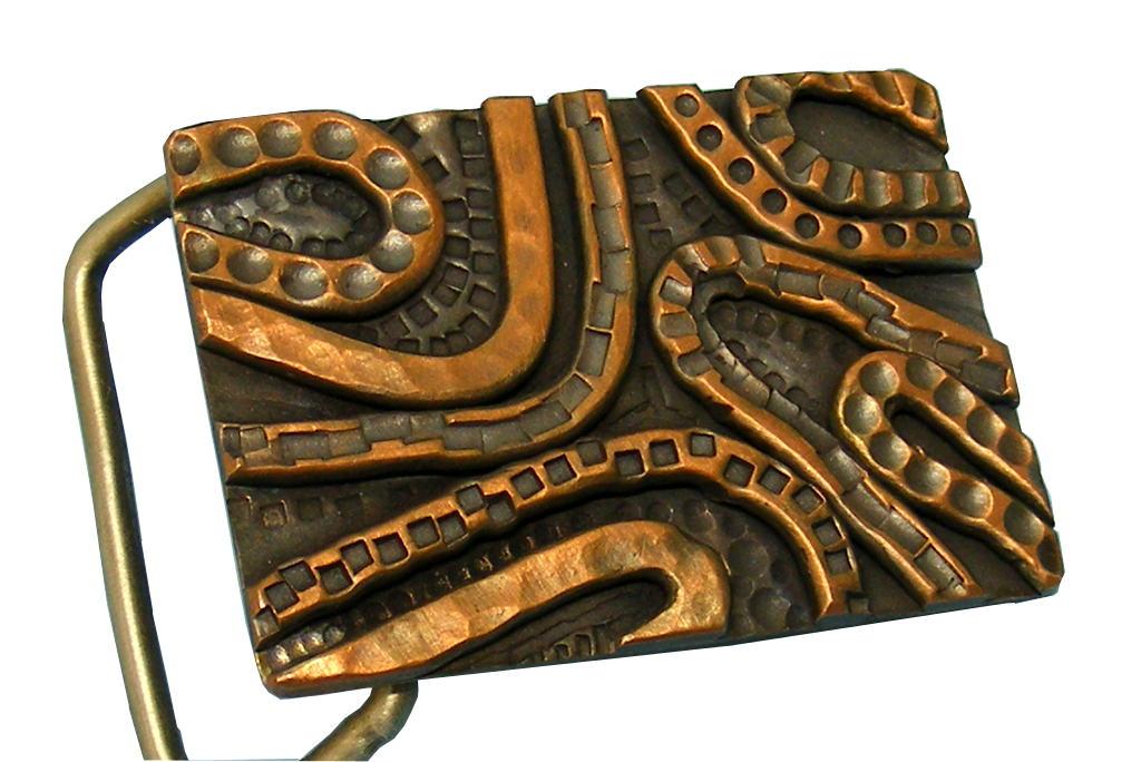 Loop2Loop Snap On Belt Buckle - Designer Belt Buckle