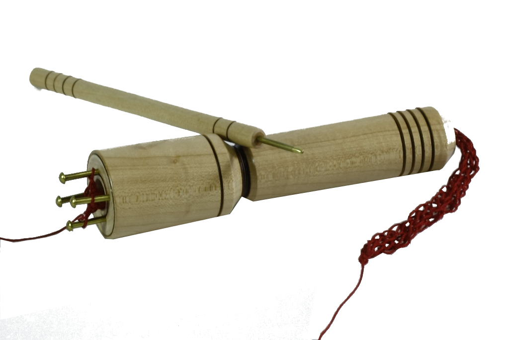 Designer Knitting Spool-Educational Toy-Basic Tube Maker-KNIT-.375-4 ...