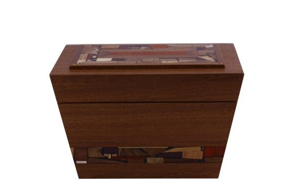 Angled Jewelry Chest-Decorated Wooden Jewelry Box-Mosaic Jewelry Box-ETR-M-Angled-Sap-RW-MG_2311