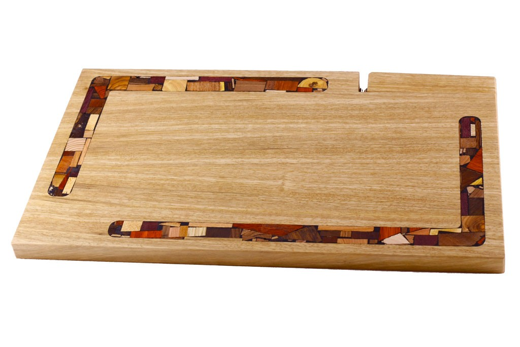 Challah Cutting Board w/ Mosaics & Knife - Wedding Gift-CUT-KM-O-Frakke-RWVS-cut-km-7thTry-0741.jpg