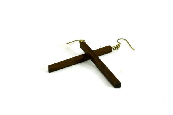 Cocobolo Longs Wooden Earrings-Wood Earrings-Wooden Jewelry-E-Cocolobo Longs-8.8-Coco-RWCL-_MG_4428