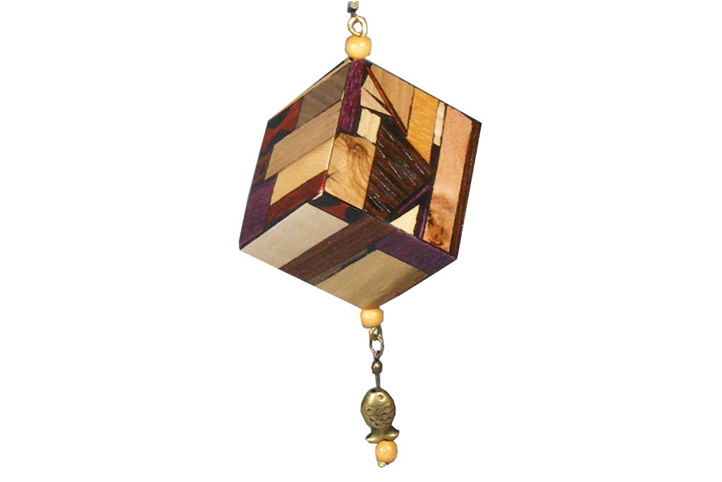 Hanging Wooden Ornament-Christmas Decoration-Window Candy-ORN-M-F-O-RWP-2009_1108tryfirst0014