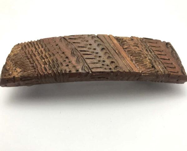 Barrette-Bronze-Color-w-Carving-Long-Hair-Accessories-Painted-Wood-Barret-BAR-40BronzeHierogylphics-O-O-RWCL-IMG_3649.jpg