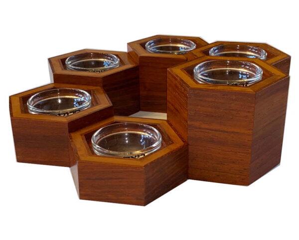Hex-Seder-Plate-Wood-and-Glass-Passover-Plate-Jewish-Holiday-Plate-Paduak-Wood-SED-H-O-pad-RWCW-IMG_9093.jpg